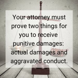 Punitive Damages J. Alex Law Personal Injury Lawyer