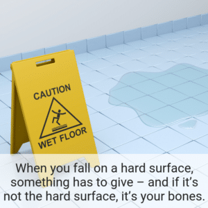 Slip and Fall injuries - Filing a lawsuit