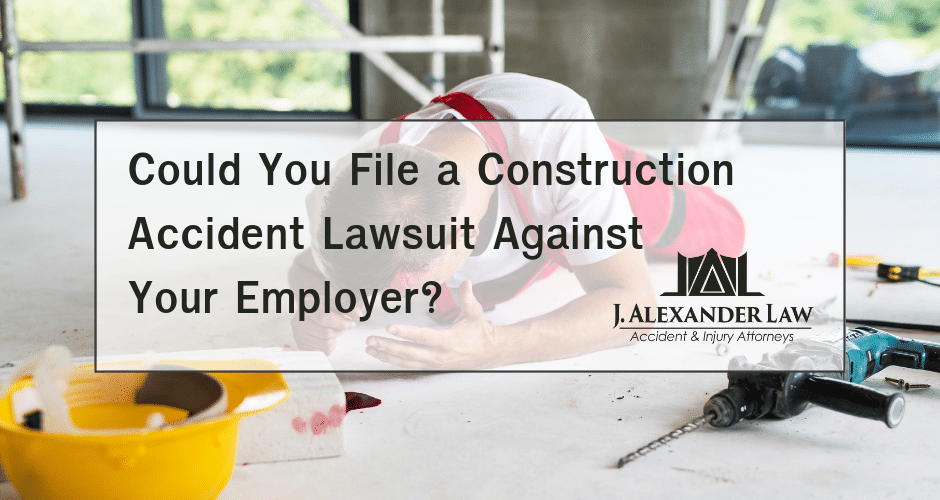 Can You File a Construction Accident Lawsuit - Dallas Personal Injury Lawyer
