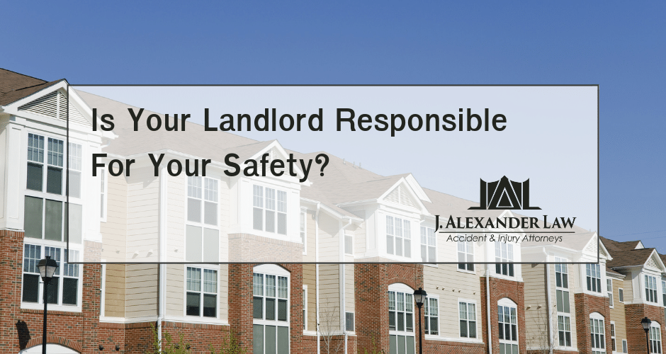 Is Your Landlord Responsible For Your Safety Banner