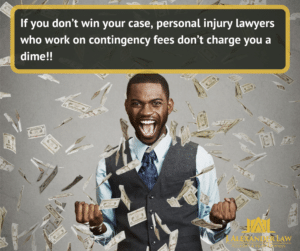 Contingency Fees - Personal Injury Lawyers - J. Alexander Law
